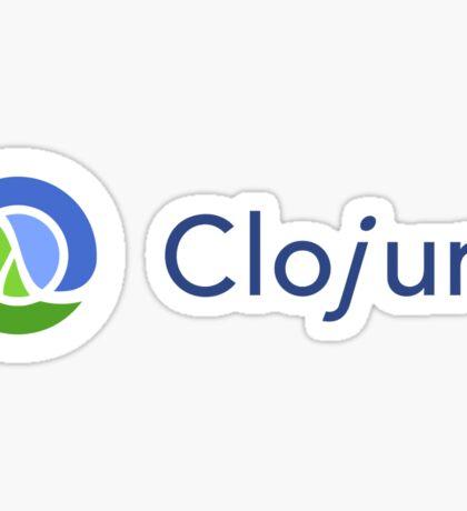 clojure lisp programming language Sticker