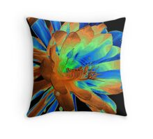 ~The Painted Queen of the Night~ Throw Pillow