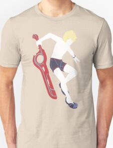 Beach Shulk Vector Unisex T-Shirt