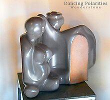 Dancing Polarities by CrismanArt