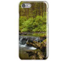 I Got Stumped ~ Oregon Cascades ~ iPhone Case/Skin