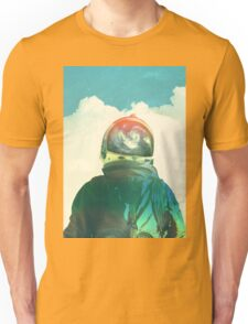 God is an astronaut Unisex T-Shirt