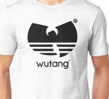 Wtang sports edition (black) Unisex T-Shirt