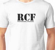RCF (black) Unisex T-Shirt