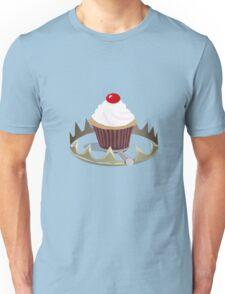 Dangerous Cupcakes Unisex T-Shirt