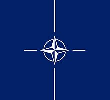 NATO flag by BeExtreme