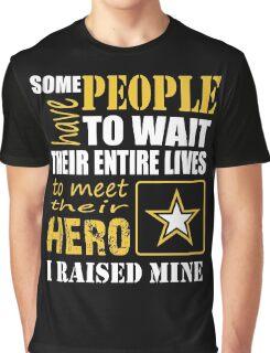 Army - Army Mom Graphic T-Shirt