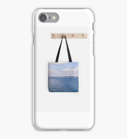 St. Lawrence River Tote iPhone Case/Skin