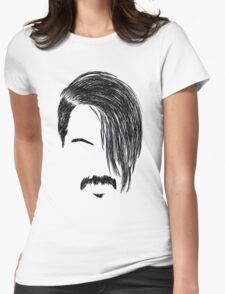 Anthony Kiedis Womens Fitted T-Shirt