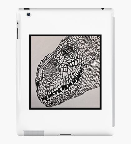 DINO DESIGN iPad Case/Skin