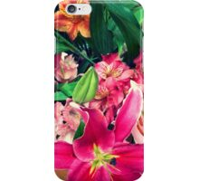 One year Lily, iPhone Case/Skin