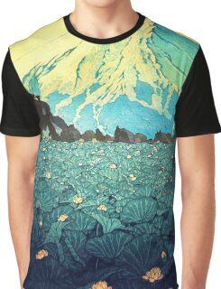 Waddling through Kennijo Lake Graphic T-Shirt