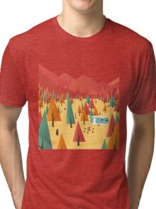 Go out Tri-blend T-Shirt