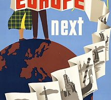 See Europe Next by Vintagee