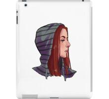 Natasha iPad Case/Skin