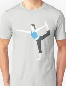 Wii Fit Trainer Vector T-Shirt