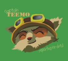 Captain Teemo Kids Clothes