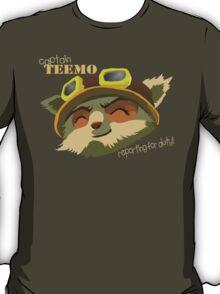 Captain Teemo T-Shirt