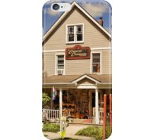 Country Town iPhone Case/Skin