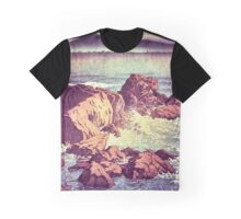 Stopping by the Shore at Uke Graphic T-Shirt