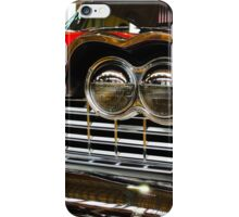 59 Plymouth Fury iPhone Case/Skin