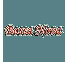 Vintage Colorful Bossa Nova Photographic Print