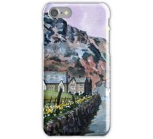 """A Host of Golden Daffodils"" Coniston, Lake District, Cumbria iPhone Case/Skin"