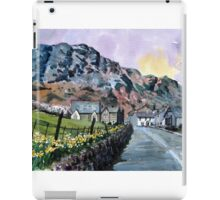 """A Host of Golden Daffodils"" Coniston, Lake District, Cumbria iPad Case/Skin"