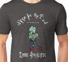 Hope For The Best - Prepare for Zombies! Unisex T-Shirt