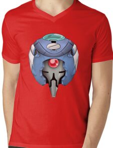 evangelion unit-00 Mens V-Neck T-Shirt