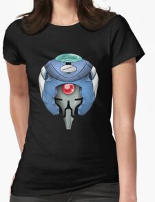 evangelion unit-00 Womens Fitted T-Shirt