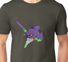 evangelion unit 1 head Unisex T-Shirt