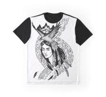 Native american shaman Graphic T-Shirt
