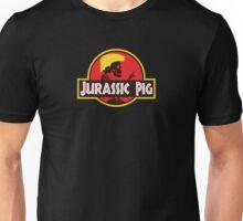Jurassic Pig Unisex T-Shirt