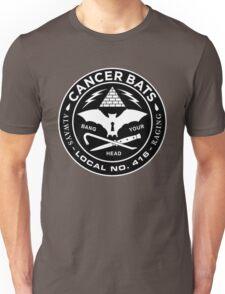 cancer bats logo Unisex T-Shirt