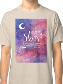 To the stars ACOMAF Quote Classic T-Shirt