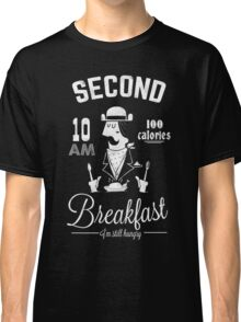 Second Breakfast Classic T-Shirt