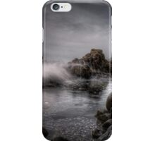 The Big Splash ~ Oregon Coast ~ iPhone Case/Skin