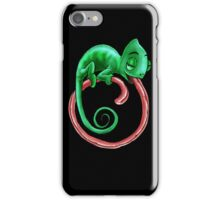 Infinite Chameleon  iPhone Case/Skin