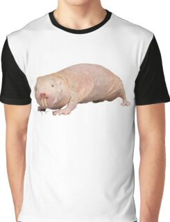 Naked Mole Rat Graphic T-Shirt