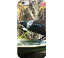 The three birds -  who's been eating my Porridge........?!  iPhone Case/Skin