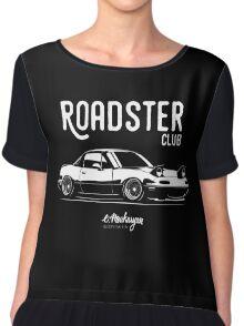 Roadster club. Mazda MX5 Miata Chiffon Top