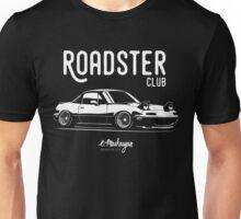 Roadster club. Mazda MX5 Miata Unisex T-Shirt