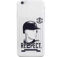 RE2PECT. iPhone Case/Skin