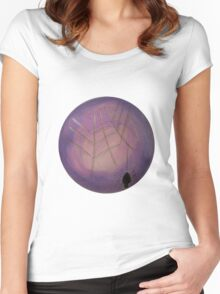 Creepy Crawly Women's Fitted Scoop T-Shirt