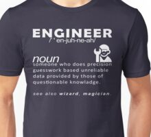 Engineer Work Unisex T-Shirt