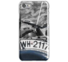 The War Machines  iPhone Case/Skin