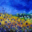 blue cornflowers 7741 by calimero