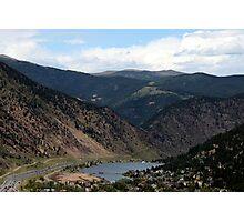 Georgetown Colorado Photographic Print