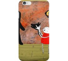 october iPhone Case/Skin